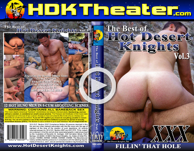 Best of Hot Desert Knights Volume 3