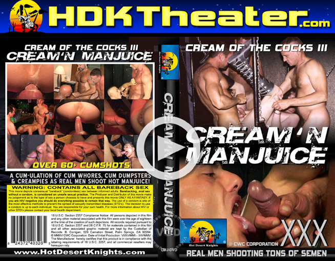 Hot Desert Knights: Cream'n Manjuice