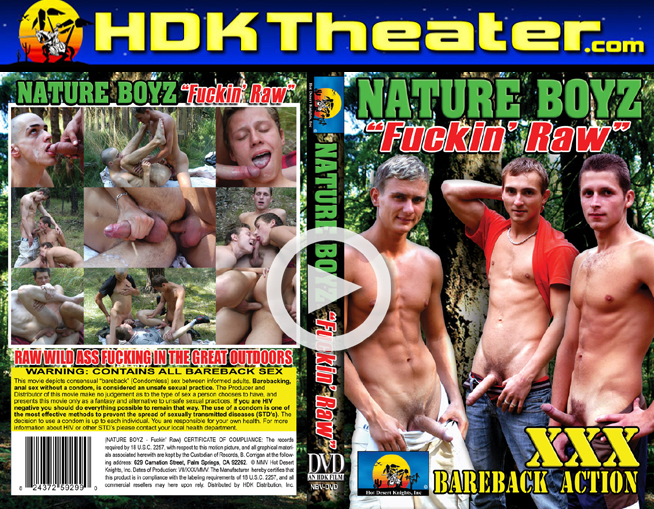 Hot Desert Knights: Nature Boyz