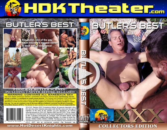 Hot Desert Knights: Butler's Best