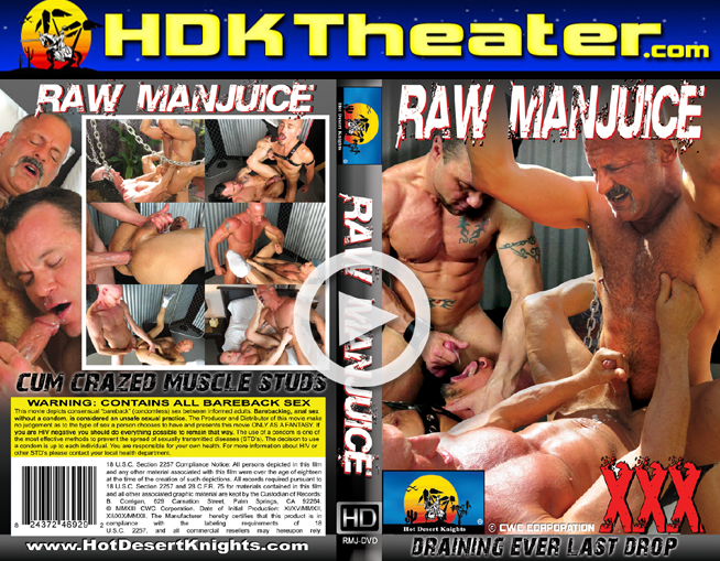 Hot Desert Knights: Raw Manjuice