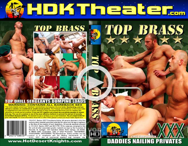 Hot Desert Knights: Top Brass