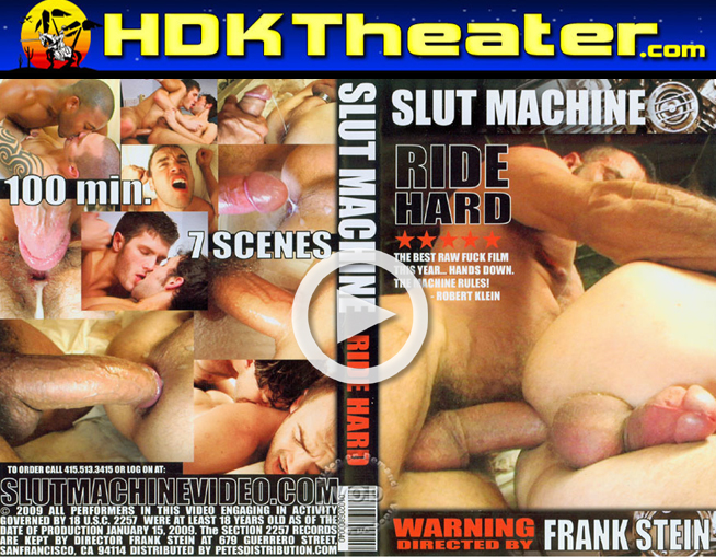 Slut Machine: RIDE HARD