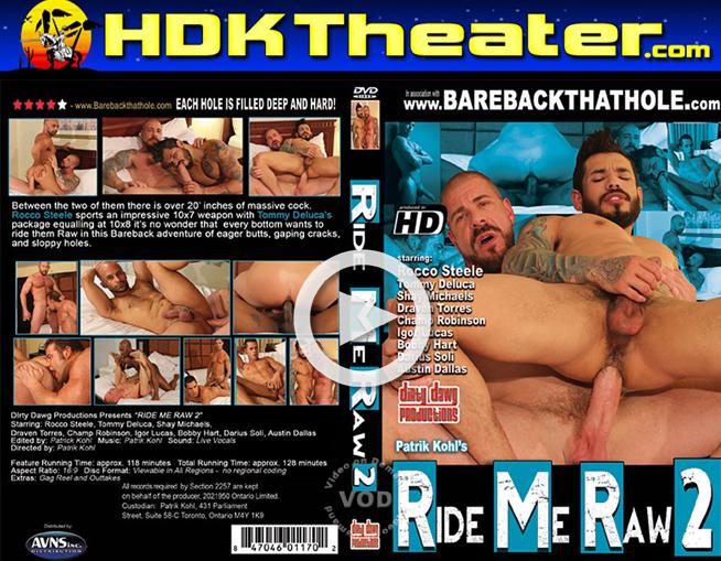 Dirty Dawg: RIDE ME RAW 2