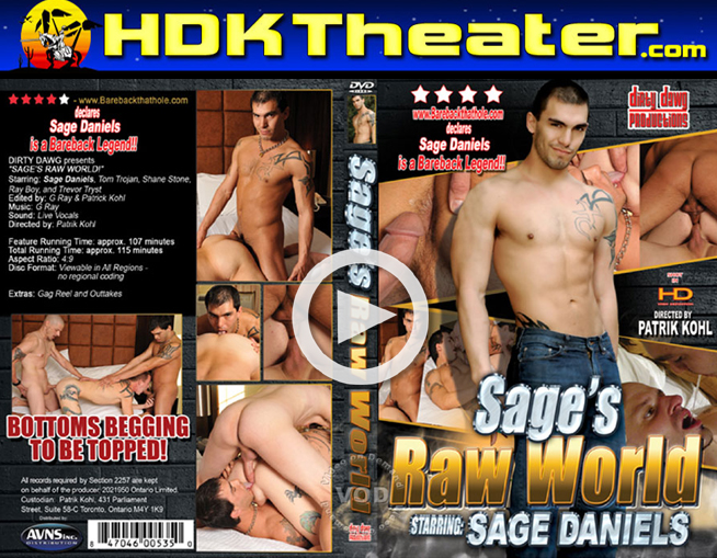 Dirty Dawg Productions: SAGES RAW WORLD