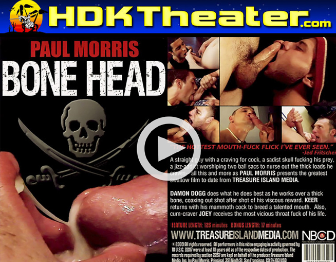 Treasure Island Media: BONE HEAD