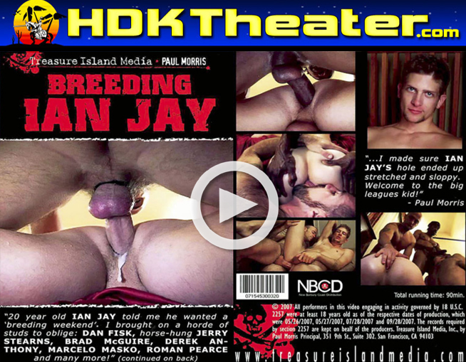 Treasure Isand Media: BREEDING IAN JAY