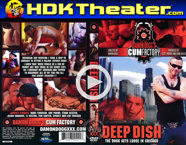 Damon Doggs: DEEP DISH