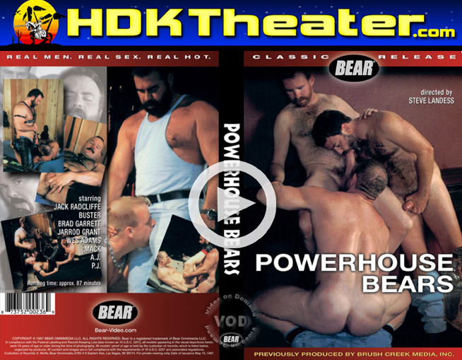 Bear Video: POWERHOUSE BEARS