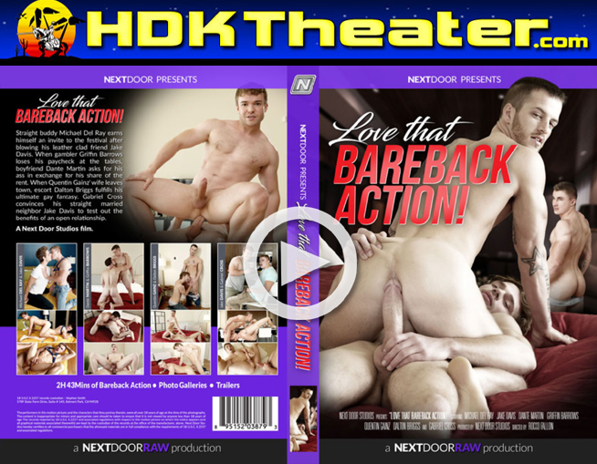 Next Door Raw: LOVE THAT BAREBACK ACTION