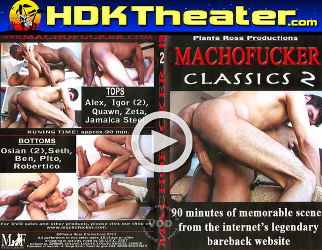 MachoFucker: CLASSICS 2