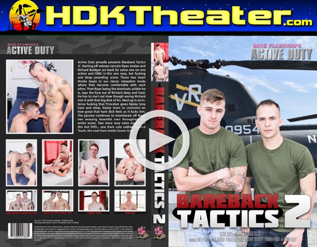 Active Duty: BAREBACK TACTICS 2