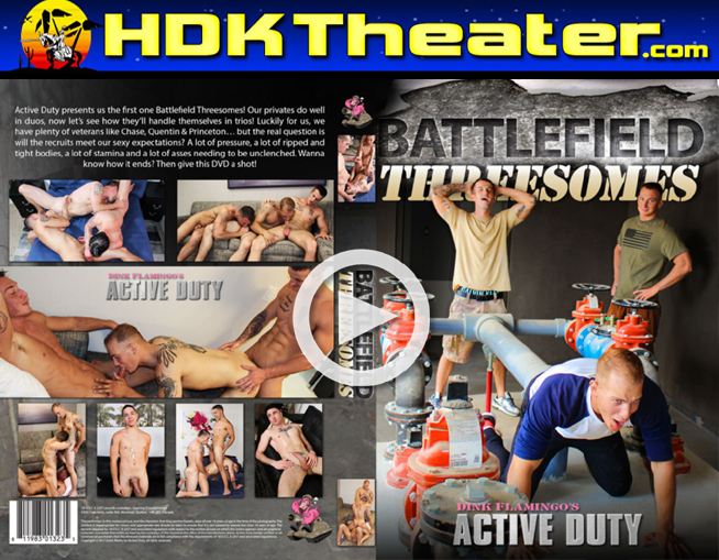 Active Duty: BATTLEFIELD THREESOMES
