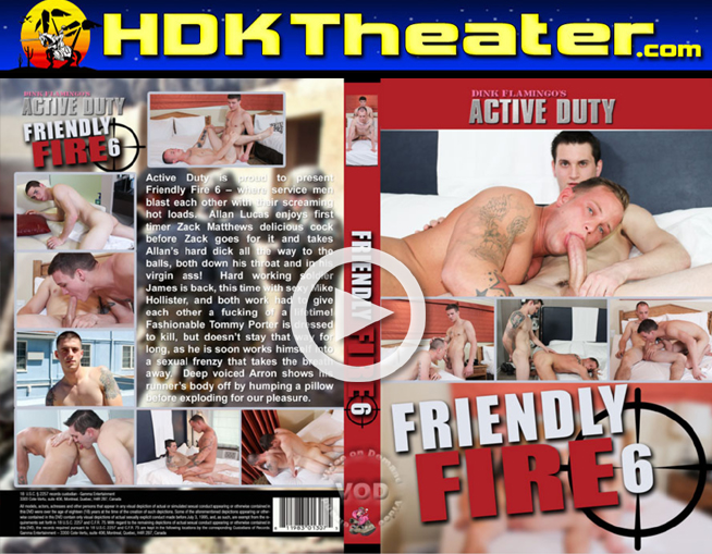 Active Duty: FRIENDLY FIRE 6