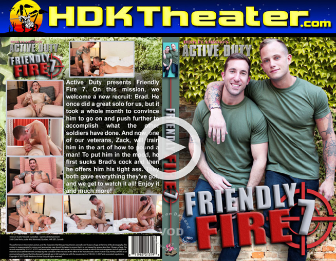 Active Duty: FRIENDLY FIRE 7