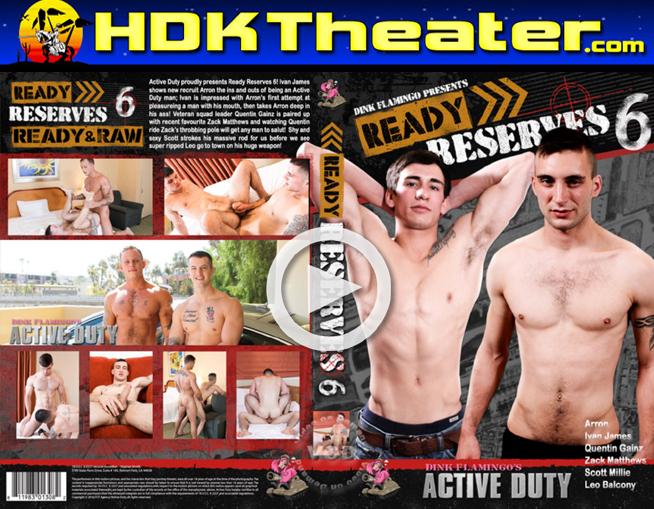 Active Duty: READY RESERVES 6