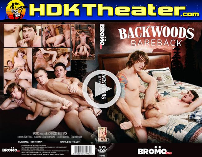 Bromo: BACKWOODS BAREBACK