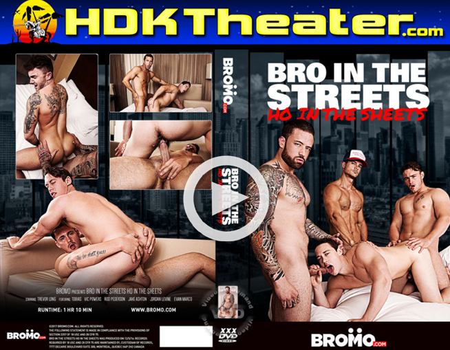 Bromo: BRO IN THE STREETS HO IN THE STREETS