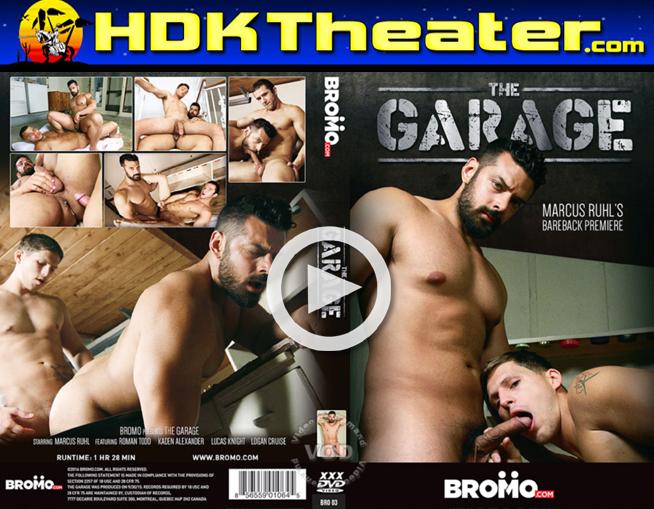 Bromo: THE GARAGE