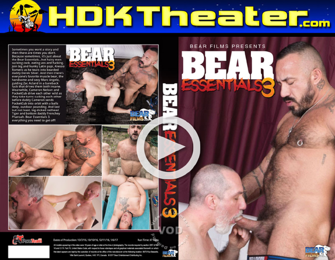 Bear Films: BEAR ESSENTIALS 3