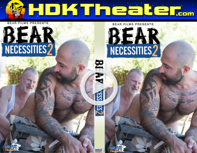 Bear Films: BEAR NECESSITIES 2