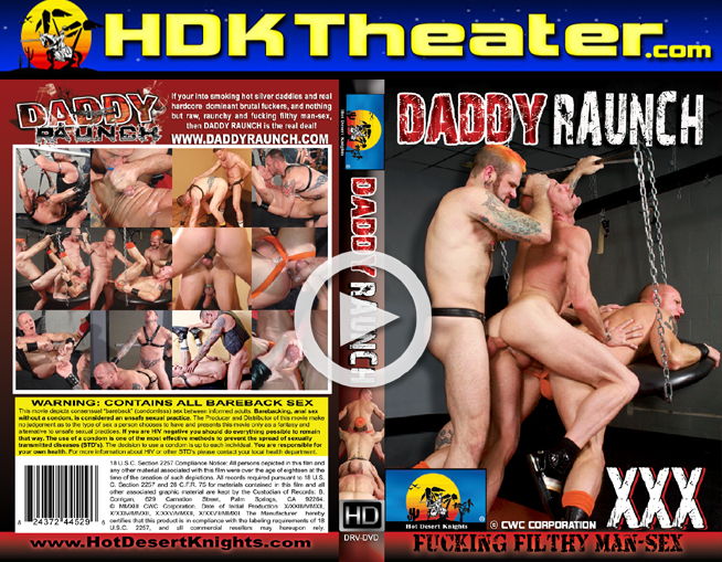 Hot Desert Knights: DADDY RAUNCH