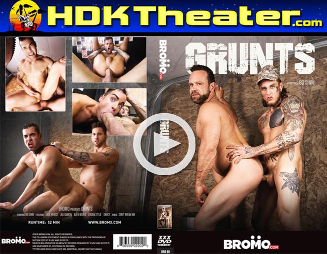 Bromo: GRUNTS