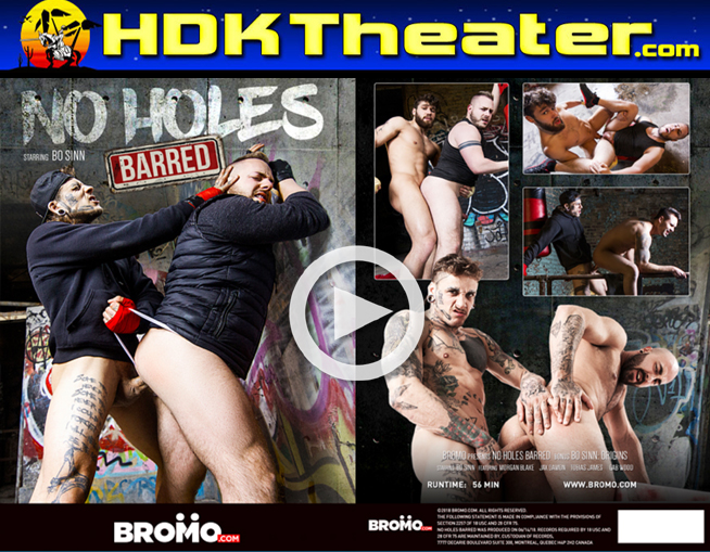 Bromo: NO HOLES BARRED